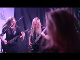 Nevershining – Нарисуй Меня (Metal United World Wide (KZ) 05.05.2018)