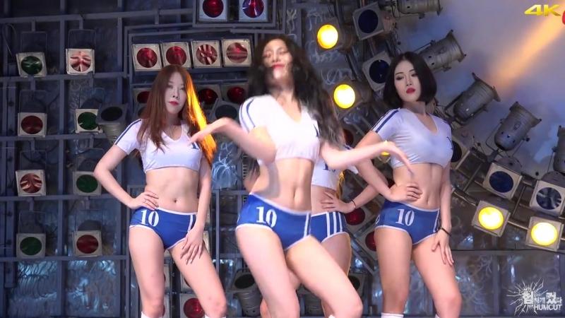걸크러쉬 / Girl Crush • 엉덩이 / Hip Song (신발콘서트, 동대문 밀리오레 직캠 19)