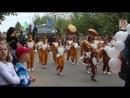 Костюмированное шествие в день авиации Знаки зодиЯки в Комсомольске на Амуре