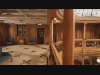 Прогулка по Титанику