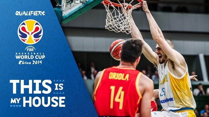 Україна Іспанія Ukraine Spain Украина Испания (Огляд Highlights Обзор) FIBA Basketball World Cup 2019 Україна баскетбол Ukraine basketball перемога SV_Sport » Freewka.com - Смотреть онлайн в хорощем качестве