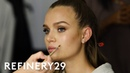 Get Ready With Victoria's Secret Model Josephine Skriver Get Glam Refinery29