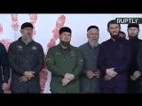 На митинге в Грозном заявляют об армии смертников