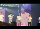 180905 BTS LA Love Yourself Tour Final ment Answer Love Yourself goodbye stag