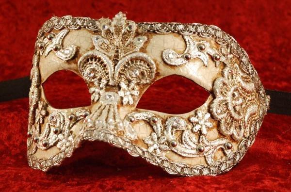 Венецианская маска мастер класс своими руками