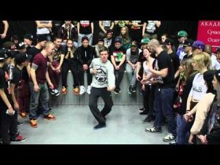 1 | Boys 1x1 - round 1 | REALM UKRAINE 2014