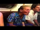 Бабка поет гимн СССР в метро с автотюном и музыкой autotune version
