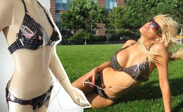 Порно видео диковинные бикини