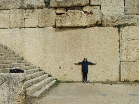 Baalbek In Lebanon: Megaliths Of The Gods Full Lecture