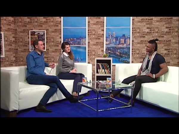 Interview with Model and sportsmen from Dnipro Ze Augusto Pedro about fashion life sport (kanal51)