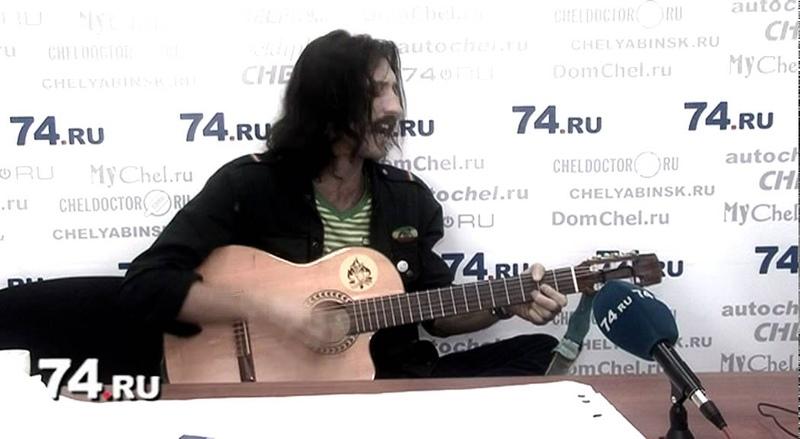 Gogol Bordello @ @ Chelyabinsk 29 11 2011