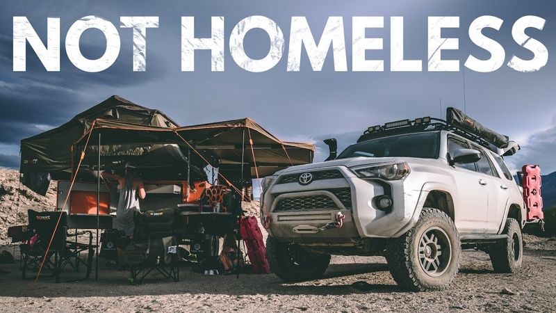 S1:E3 We are (NOT) Homeless - Lifestyle Overland