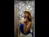 Кристина Крючкова - видео для 2 ЭТАПА (Мисс Группы Elvin Grey - 2018)