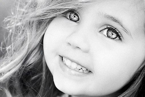 Саамые красивые и талантливые дети