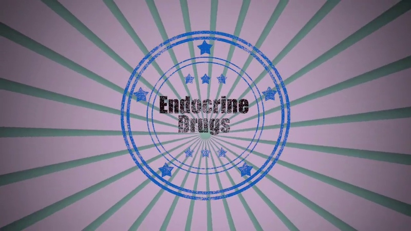 Препараты для эндокринной системы Drugs for the Endocrine System
