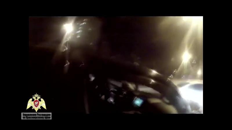 Задержание сутенеров в Красноярске