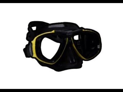 Rust - Маска и ласты для подводного плавания!