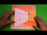 Оптическая иллюзия своими руками