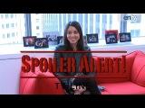 Aubrey Plaza Talks