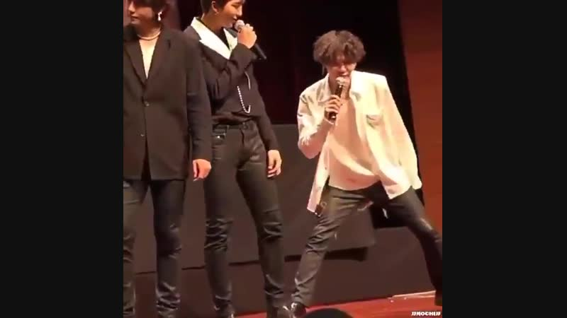 WHEN SUGA AND JIN TRIED TO COPY JIMIN'S MOVE HAHAH
