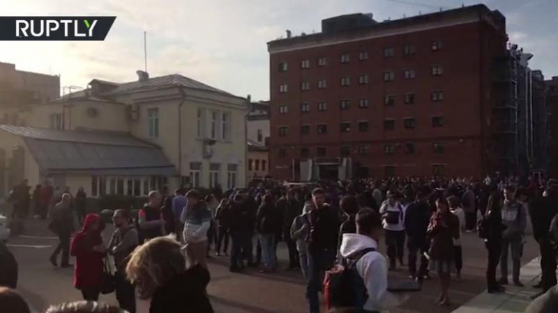 Офис «Яндекса» эвакуирован из-за угрозы взрыва