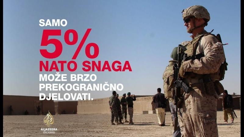 Granice istoka NATO Rusija borba za Balkan