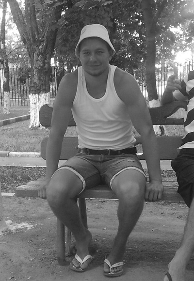Антон Дмитриев, 1 апреля 1991, Калининград, id4911508