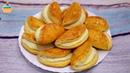 Десерты СОЧНИКИ С ТВОРОГОМ или сочни с творожной начинкой ну оОчень вкусные