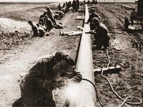 В донецкой Народной Республике намерены восстановить советский газопровод «Таганрог-Мариуполь»