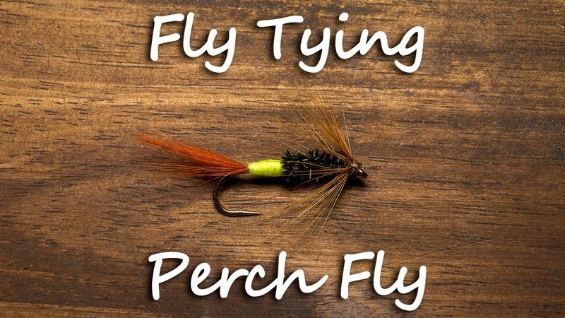 Fly Tying - Perch Fly