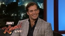 Henry Cavill on Working with Tom Cruise Mission: Impossible Stunts