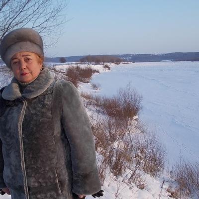 Надежда Новикова, 20 октября 1946, Уфа, id186405454