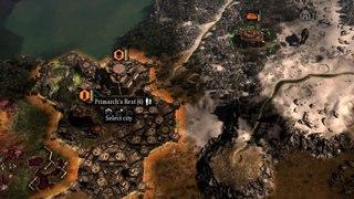 Геймплей Warhammer 40,000: Gladius - Relics of War