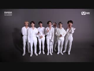 [2018mama] star countdown d-2 by bts - bts looks back their wonderful performances from 20