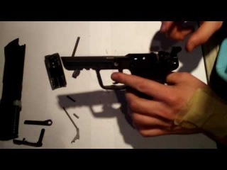 HK45 Compact Detail Strip - Disassembly