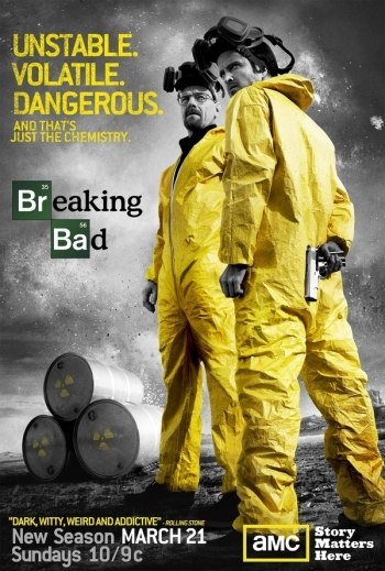 Во все тяжкие / Breaking Bad | 1 Сезон