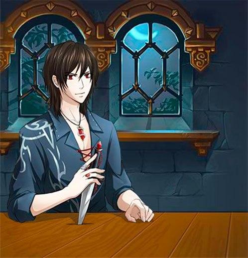 Первый вампир - Тоширо