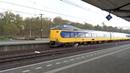 ICM richting Leeuwarden komt aan op Station Amersfoort!