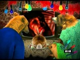 Новогоднее караоке 2x2 - Europe - The Final Countdown.Канал 2х2 (16+)