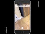 iPhone измеряет площадь комнаты с помощью ARKit