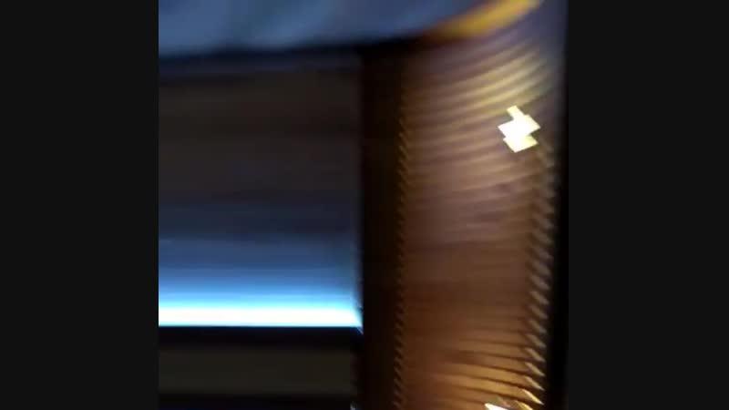 Закончили отделку парной заказчика. На потолке декоративное панно из можжевельника и канадский кедр сауна баня видеобаня вид