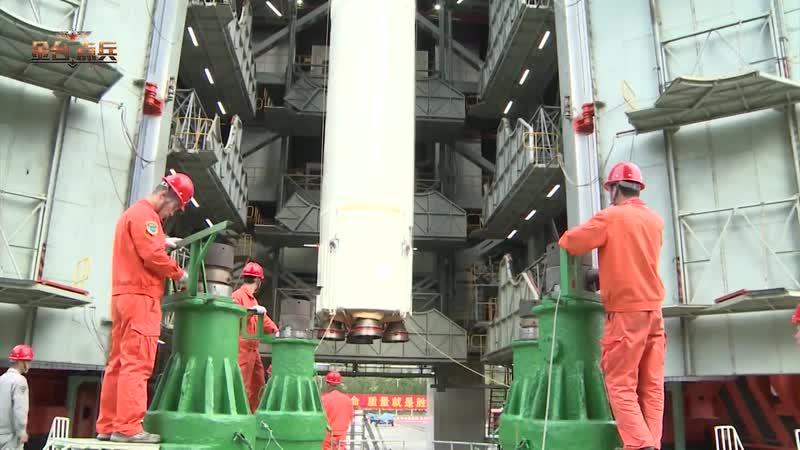 燃 100秒 见证北斗发射的中国速度