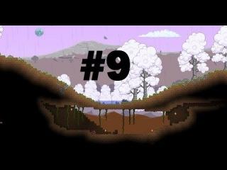 Starbound Gameplay / Прохождение #9 [Тайна подземных цивилизаций]