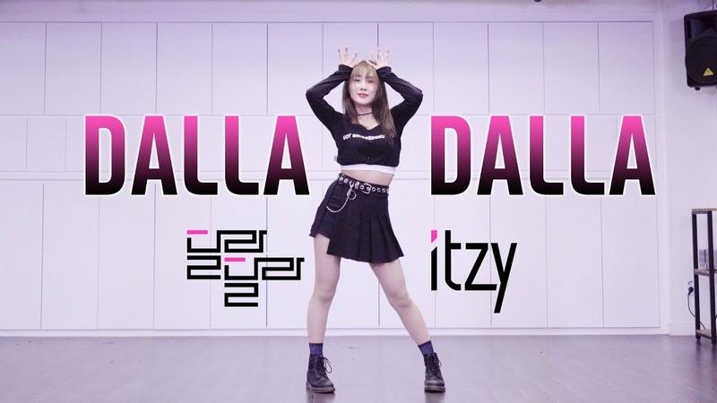 ITZY(있지) - DALLA DALLA(달라달라) Dance Cover Cover by Sol-E (Mirror Mode)