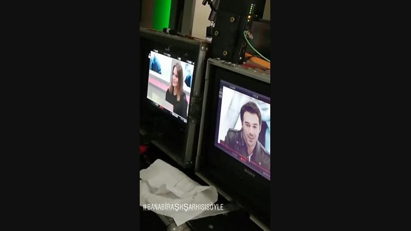 Yusuf Çim съемки фильма СМПОЛ Юсуф Чим