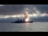 Bundesmarine - Raketen explodieren an Bord der deutschen Fregatte Sachsen - 22.06.2018