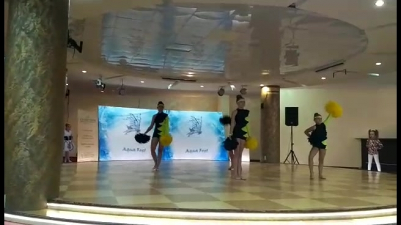 Lemon boom Bugaz Aqua Fest 13 06 18 конкурсный но мер перед жюри