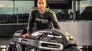 Cafe Racer BMW K1600 by Krugger Motorcycles