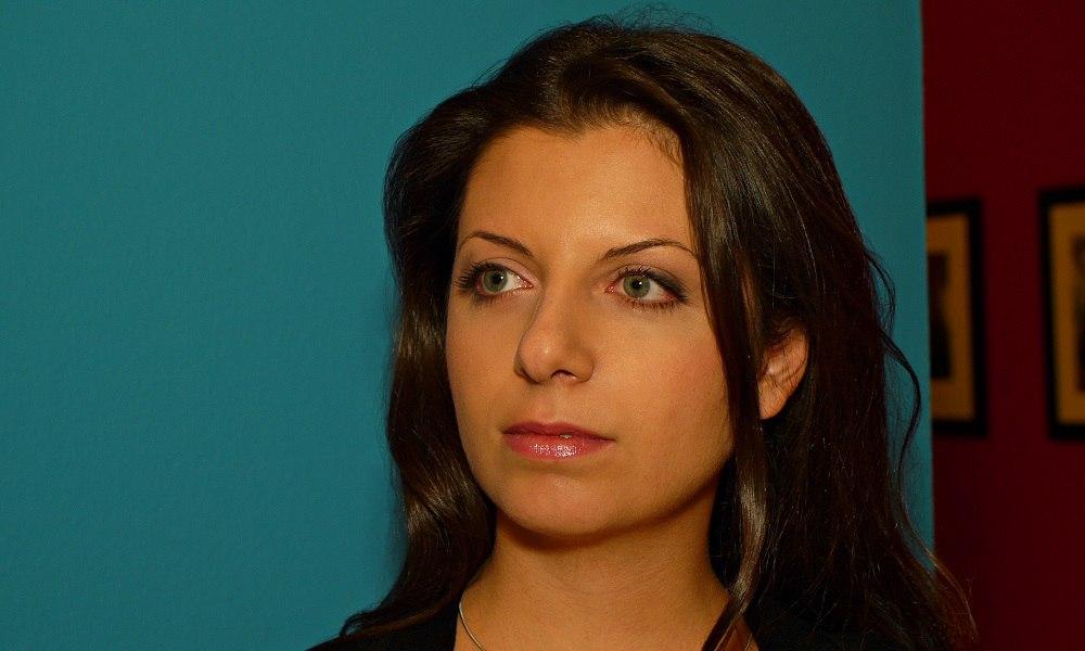 Симоньян прокомментировала прекращение вещания RT в Вашингтоне