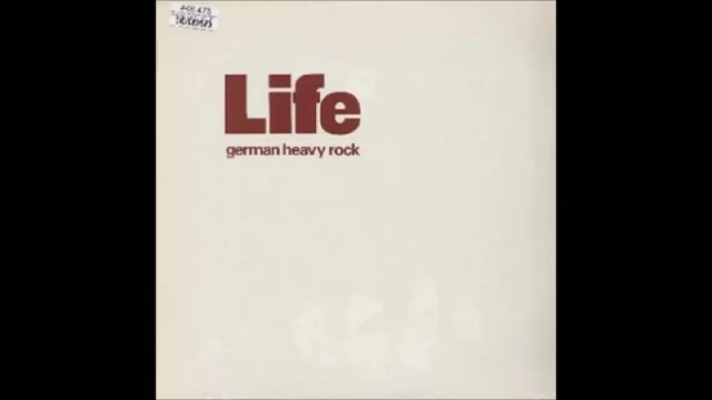 Life -Things I Wonna Say to You(1983) GER Heavy Rock
